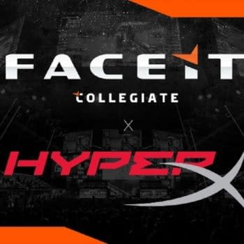 HyperX Signs On To Sponsor The FACEIT Collegiate Esports Leagues