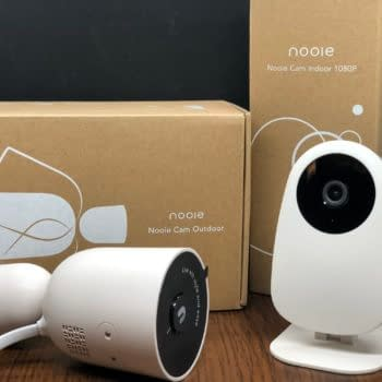 Nooie Adds Security To You, Your Family, and To Your Collectibles