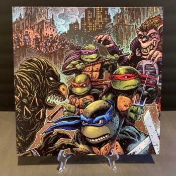 TMNT Fans: Waxwork Records Secret Of The Ooze Vinyl Is Incredible