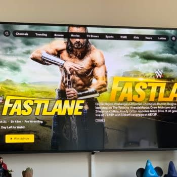 What's Going On With WWE Fastlane On Peacock?