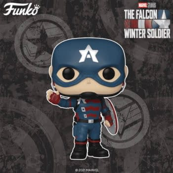 Captain America John F. Walker Pop Coming Soon From Funko