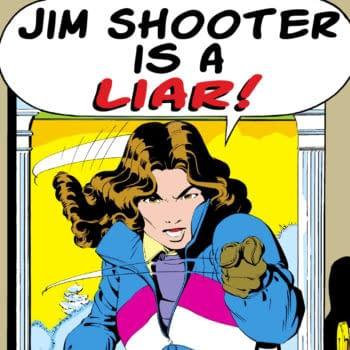 Tony Isabella shares his thoughts on Jim Shooter