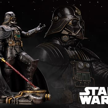 Darth Vader Goes Steampunk With New Kotobukiya Statue