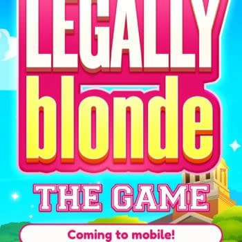 It Looks Like We're Getting A Legally Blonde Mobile Game