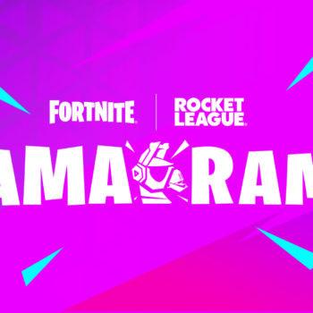 Rocket League & Fortnite Announce New Llama-Rama Event