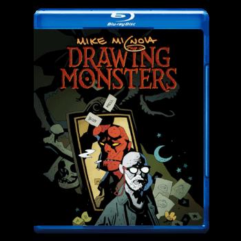 "Hellboy/Mike Mignola Documentary ""Drawing Monsters"" Kickstarter Live"
