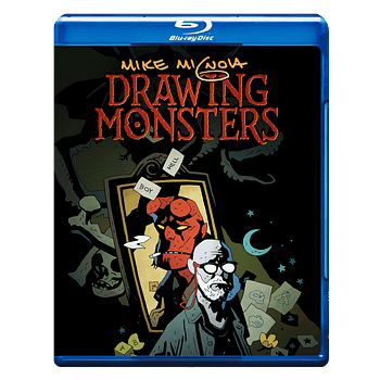 Hellboy/Mike Mignola Documentary Drawing Monsters Kickstarter Live