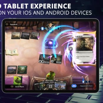 Magic: The Gathering Arena Arrives On iOS Devices Worldwide