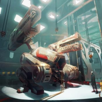 Mech Mechanic Simulator Is Set To Launch On March 25th