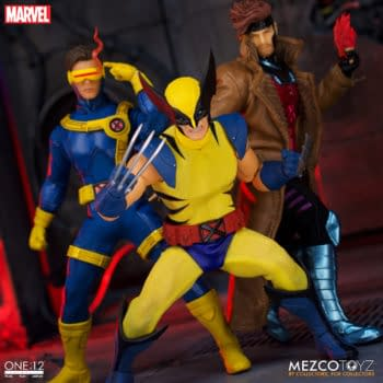 Wolverine Is Unleashed With Amazing Mezco Toyz Deluxe Figure