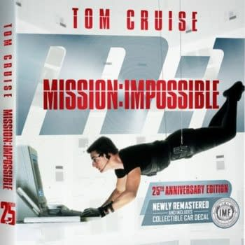 Mission: Impossible Celebrates 25 Years With New Blu-ray Release