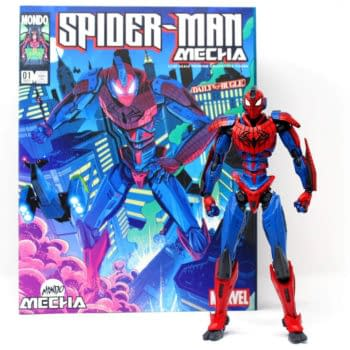 Spider-Man Gets His Own Marvel Mecha Figure With Mondo