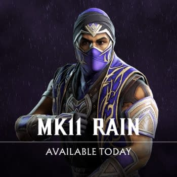 Rain Has Been Added To Mortal Kombat Mobile For The Sixth Anniversary