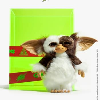 Gremlins Gizo Toy Coming From...Mountain Dew and NTWRK App