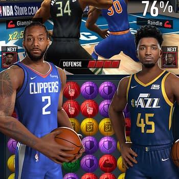 Netmarble & Kung Fu Factory Announce NBA Ball Stars