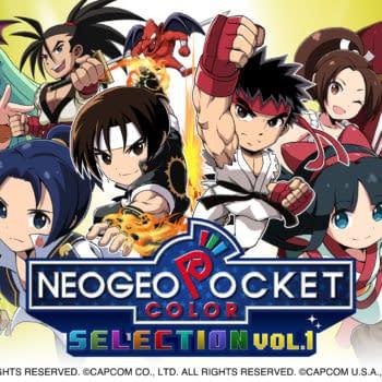 NeoGeo Pocket Color Selection Vol. 1 Gets A Launch Trailer