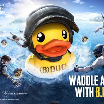 PUBG Mobile Partners With B.Duck For A Special Collaboration