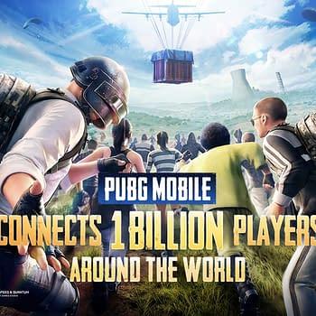 PUBG Mobile Celebrates One Billon Downloads With Godzilla
