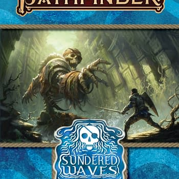 Paizo Debuts One-Shot Pathfinder Adventures With Sundered Waves