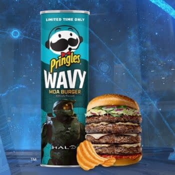 Pringles Launches A New Halo-Inspired Flavor With Moa Burger