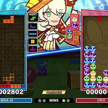 Puyo Puyo Tetris 2 Receives Spectator Mode &#038 New Characters