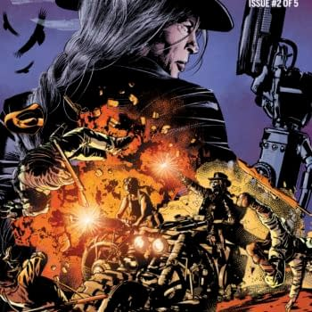 Redemption #2: AWA Studios Previews Their Feminist SciFi Western