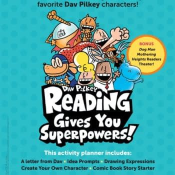 Dav Pilkey, World's Best-Selling Comic Creator, Teaches Kids Comics