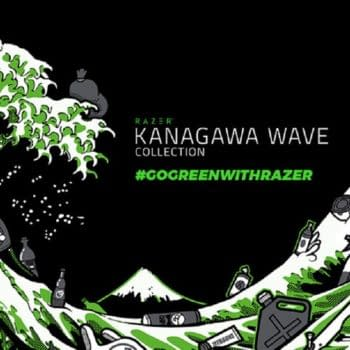 Razer Unveils The Kanagawa Wave Apparel Coolection