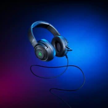 Razer Launches Their Ultra-Light Kraken V3 X Headset