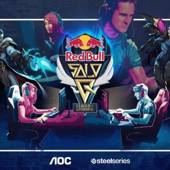 Red Bull Is Bringing Back The League Of Legends Solo Q