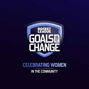 Rocket League Celebrates Women's History Month With New Additions