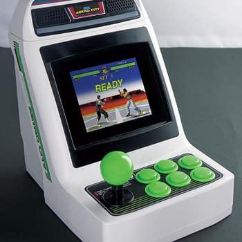 SEGA Astro City Mini Console Is Up For Pre-Order