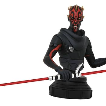 New Star Wars Diamond Select Statues Arrive with Boba Maul and Sheev