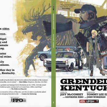 Grendel, Kentucky: AWA Studios Previews Modern Beowulf Update