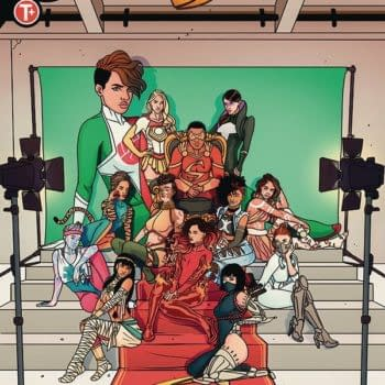Samuel George London & Chris Panda's The S Factor - Action Lab Comics