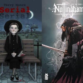 PrintWatch: Serial #1 and Nottingham #1 Geta Second Printings