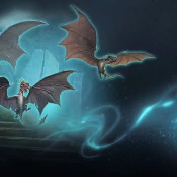 Ancient Dragons Descend in Harry Potter: Wizards Unite