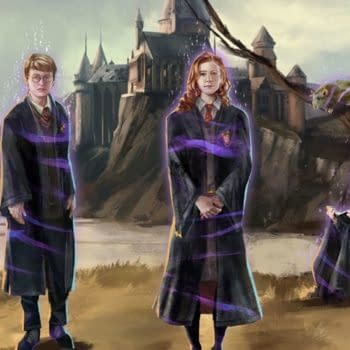 Tasks for the New Mauraders Part 1 in Harry Potter: Wizards Unite