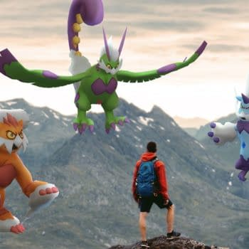 Another Month of Genies in Pokémon GO Raids For April 2021