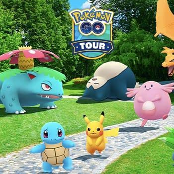 Niantic Announces Plans for Pokémon GO Tour: Kanto Make-up Event