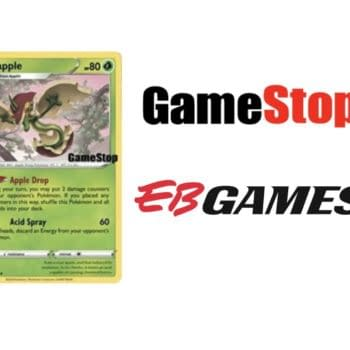 GameStop and EB Games Offering Free Pokémon Card