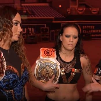 Nia Jax Shayna Baszler Address Title Defense Before NXT This Week