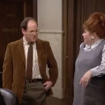 George Costanza quits his job and tries to show back up the next day like nothing happened.
