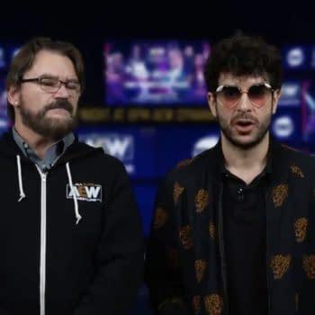 Tony Schiavone and Tony Khan appear on Impact Wrestling