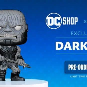 Zack Snyder's Justice League Darkseid Exclusive Funko Pop Arrives