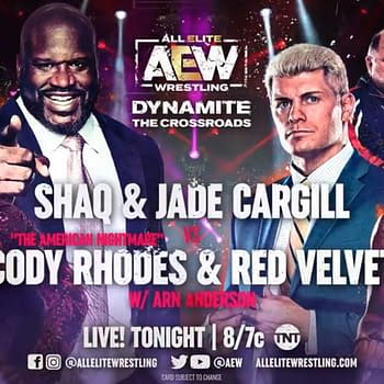 Cody Rhodes Wants Match with Shaq to Benefit AEW Womens Division