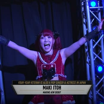 Cody Rhodes Says Its Pretty Likely We See Maki Itoh in AEW Again