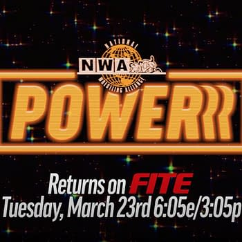 The NWA returns in March with new episodes of POWERRR streaming only on FITE for subscribers.