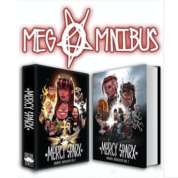 Josh Blaylock's Long-running Mercy Sparx Returns on Kickstarter