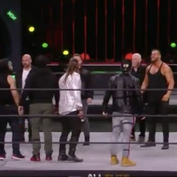The Inner Circle are Ambushed by the Six Horsemen on AEW Dynamite